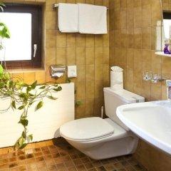 Отель SOLDERHOF Хохгургль ванная