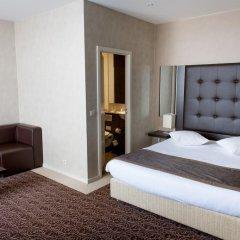 Отель Chambord 3* Стандартный номер с 2 отдельными кроватями фото 3