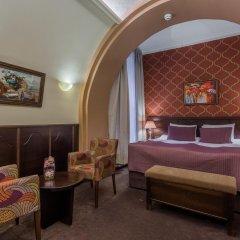 Мини-Отель Big Marine 4* Улучшенный номер с двуспальной кроватью фото 8