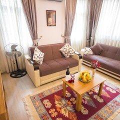 Апартаменты Feyza Apartments Семейные апартаменты с двуспальной кроватью фото 5