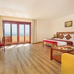 Отель Sunny Beach Resort and Spa 4* Люкс повышенной комфортности с различными типами кроватей фото 6