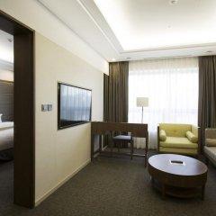 Best Western Premier Seoul Garden Hotel 4* Люкс повышенной комфортности с различными типами кроватей фото 2