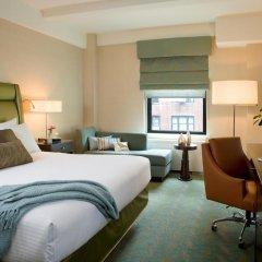 Shelburne Hotel & Suites by Affinia 4* Стандартный номер с различными типами кроватей фото 4
