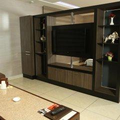 Отель Avan Plaza 3* Номер Делюкс разные типы кроватей фото 10