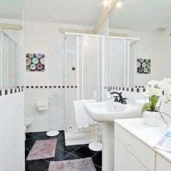 Апартаменты Pompeo Apartment ванная