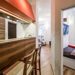 Апартаменты Koscielna Apartment Old Town Апартаменты с различными типами кроватей фото 42