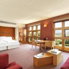 Hotel Melia Bilbao 5* Стандартный номер с различными типами кроватей фото 2