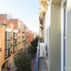 Отель Flat In Barcelona Барселона балкон