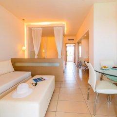 Отель Afandou Bay Resort Suites 5* Люкс с различными типами кроватей фото 4