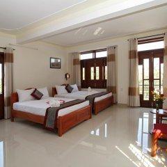 Отель Windy River Homestay 2* Семейный номер Делюкс с двуспальной кроватью фото 4