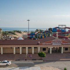 Гостиница Atrium Lux пляж фото 2