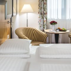 Hotel Don Giovanni Prague 4* Стандартный номер с различными типами кроватей фото 6