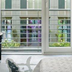 Отель Le Méridien München 5* Улучшенный номер двуспальная кровать фото 4