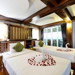 Отель Dusit Buncha Resort Koh Tao 3* Вилла с различными типами кроватей фото 5