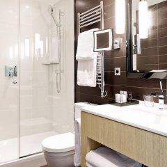 Отель Grand Hôtel Du Palais Royal 5* Улучшенный номер с различными типами кроватей фото 3