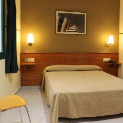 Отель El Jardin Испания, Барселона - отзывы, цены и фото номеров - забронировать отель El Jardin онлайн комната для гостей фото 4