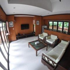 Отель Baan Khao Hua Jook 3* Улучшенная вилла с различными типами кроватей фото 2