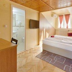 Fontana Hotel Нови Сад комната для гостей фото 5
