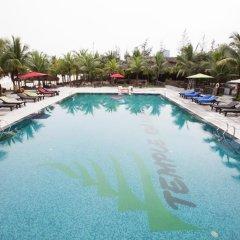 Отель Temple Da Nang бассейн фото 2