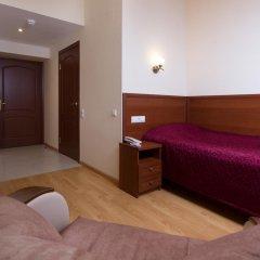 Гостиница Аветпарк 3* Стандартный номер с различными типами кроватей фото 12