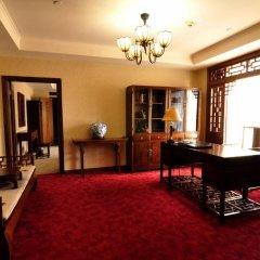 National Jade Hotel 4* Люкс повышенной комфортности с различными типами кроватей фото 4