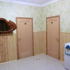 Гостиница Айс Черри Домбай Стандартный номер с двуспальной кроватью фото 30