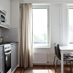 Апартаменты Forenom Apartments Airport в номере
