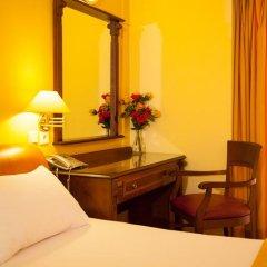 Отель Galini Palace 3* Стандартный номер с различными типами кроватей фото 11