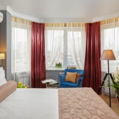 Гостиница Easy Room 3* Номер Делюкс с различными типами кроватей фото 4