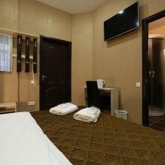 Гостиница Эден 3* Стандартный номер с двуспальной кроватью фото 9