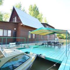 Гостиница Baza Otdykha Nerestina бассейн