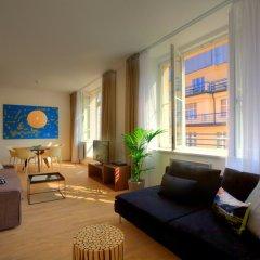 Апартаменты Rybna 9 Apartments комната для гостей фото 5