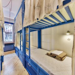 Гостиница Hipstel балкон