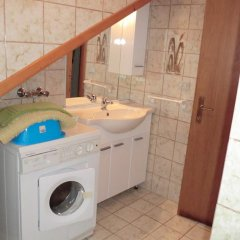 Отель Casa Erica Карано ванная