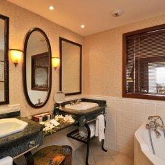 Отель InterContinental Resort Tahiti 4* Улучшенный номер с различными типами кроватей фото 2