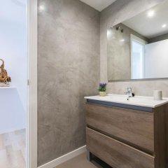 Отель Vista Roses Mar - Apartamento con Piscina Испания, Курорт Росес - отзывы, цены и фото номеров - забронировать отель Vista Roses Mar - Apartamento con Piscina онлайн ванная