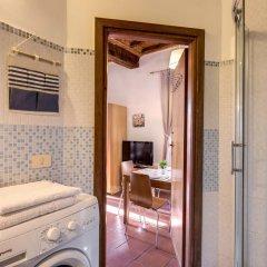 Отель Costaguti Apartment Италия, Рим - отзывы, цены и фото номеров - забронировать отель Costaguti Apartment онлайн ванная