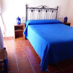 Отель Hostal San Juan Стандартный номер с различными типами кроватей фото 4