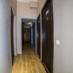 Хостел Давыдов Кровать в общем номере с двухъярусной кроватью фото 8