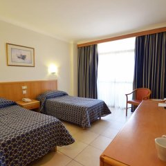 Qawra Palace Hotel 4* Стандартный номер с различными типами кроватей фото 9