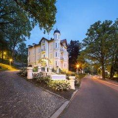 Hotel Villa Regent 3* Стандартный номер с различными типами кроватей фото 7