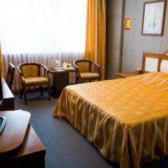 Гостиница Гагарин 3* Стандартный номер с различными типами кроватей фото 4