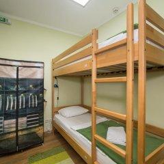 Баллет Хостел Номер категории Эконом с двуспальной кроватью фото 3