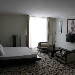 Гостиница Блюз Студия разные типы кроватей фото 5