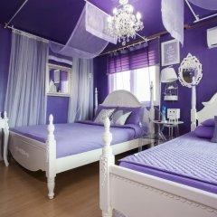 Отель Han River Guesthouse 2* Студия с различными типами кроватей фото 30