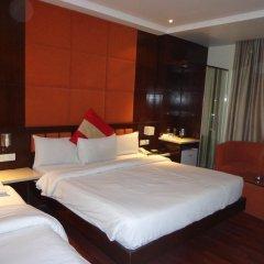 Hotel Aura 3* Стандартный номер с различными типами кроватей фото 2