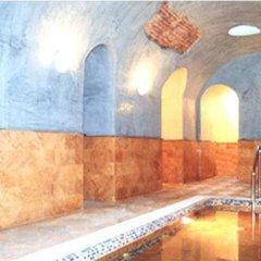 Отель Apartamentos Pajaro Azul бассейн
