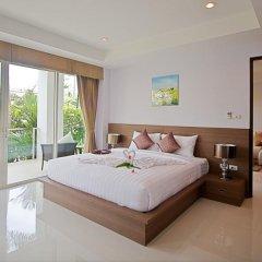 Отель Bangtao Tropical Residence Resort & Spa 4* Студия Делюкс разные типы кроватей фото 7