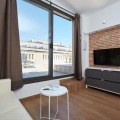 Отель AB Paral·lel Spacious Apartments Испания, Барселона - отзывы, цены и фото номеров - забронировать отель AB Paral·lel Spacious Apartments онлайн комната для гостей фото 4