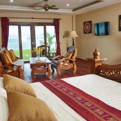 Отель Sara Beachfront Boutique Resort комната для гостей фото 4